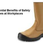 5 Essential Benefits of Safety Shoes at Workplaces