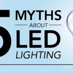 5 Great Myths About LED Lights Debunked