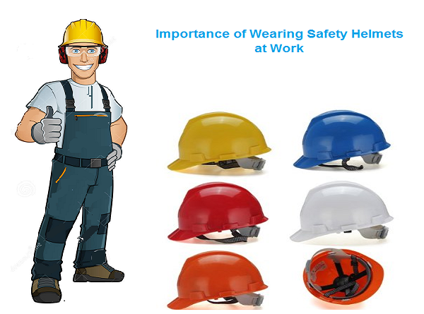 What is the Importance of Wearing Safety Helmets at Work