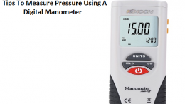 how to use a manometer to measure pressure