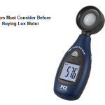 5 Factors Photographers & Videographers Must Consider Before Buying a Lux Meter