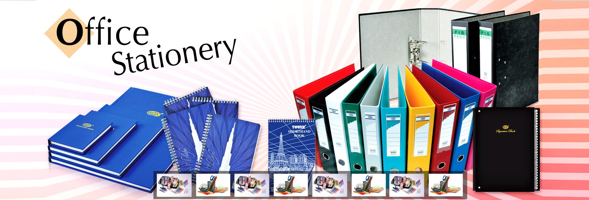 How to keep Office Stationery under Budget