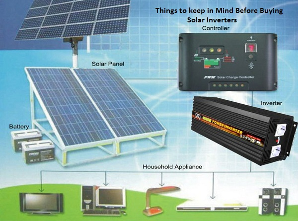 Solar Buying Guide: 5 Things to Consider Before Buying a Solar Inverter