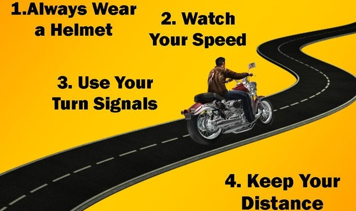 motorcycle safety pictures  6 Ultimate Motorcycle Safety Hacks For Newbies
