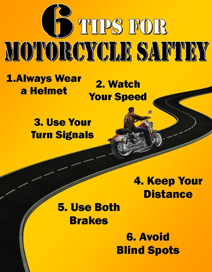 6 Ultimate Motorcycle Safety Hacks For Newbies