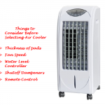 Top Things to Consider Before Selecting Your Air Cooler This Summer
