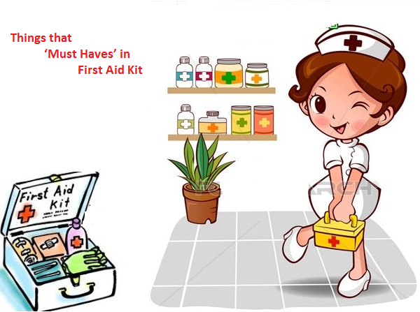 Things You Must Not Forget To Keep In Your First Aid Kit