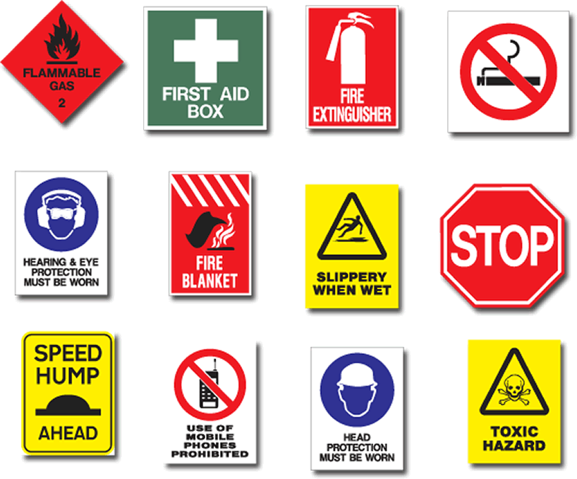 safety signage philippines