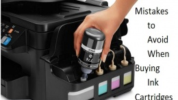 Mistakes to Avoid When Buying Ink Cartridges