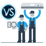 Split AC v/s Window AC – Which of the Two is Better for Your Room?