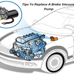 5 Easy Tips to Replace a Brake Vacuum Pump