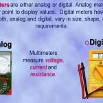 The Ultimate Battle: Ohmmeters vs. Digital Multimeters