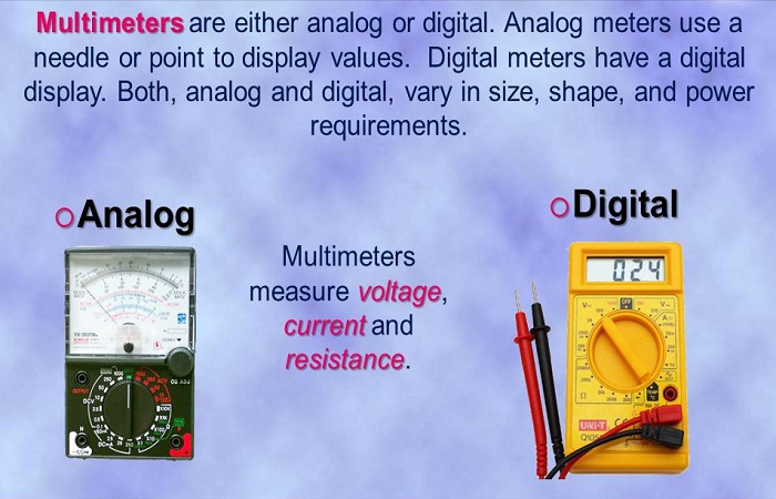 Analog Vs Digital