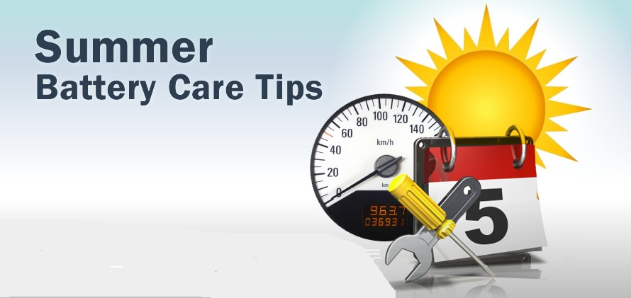 Car Battery Care: How to Help Your Car Beat the Heat this Summer?