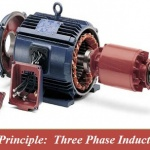 Three 3-Phase Induction Motor Working- How It Works?