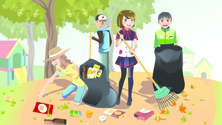 cleanliness in our surroundings