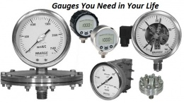Gauges You Need in Your Life