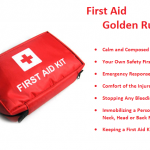 7 Golden Rules for Administering First Aid