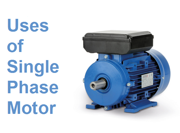 List of Key Reasons for Using the RIGHT Single Phase Electric Motors