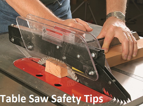 Table Saw Safety Tips Must Know Industrybuying
