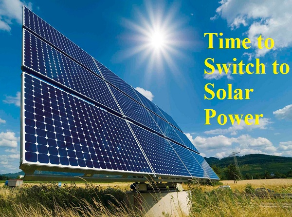 12 Reasons Why You Should Switch to Solar Power Today
