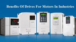 AC Drives - Drives for Motor