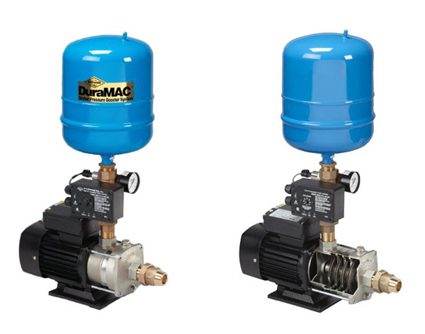 Advantages of Booster Water Pump