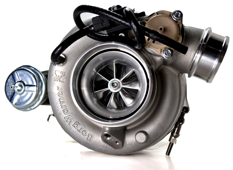 Boost the Engine Power with Turbochargers