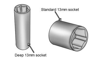13 Point Socket