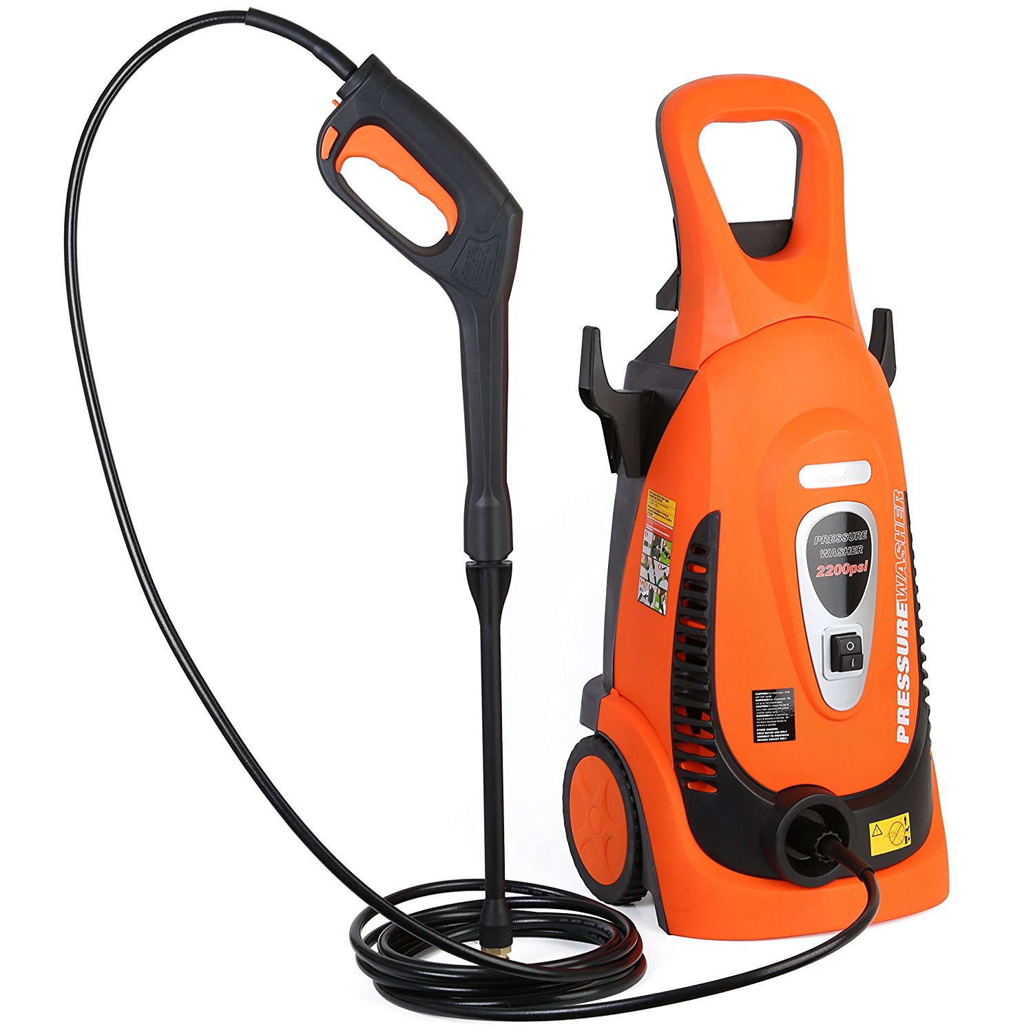 Pressure Washer Buying Guide- Tips to Choose & Buy Pressure Washer