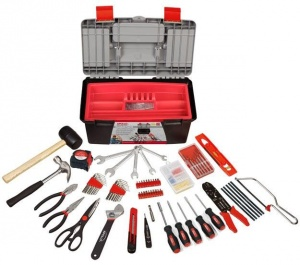 Toolbox with Accessories