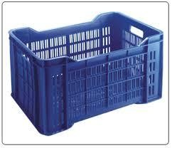 completely perforated Crates