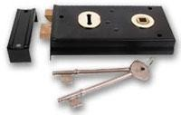 Deadlocking Night Latch Locks