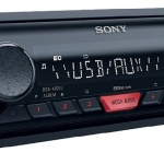 Music at its best with Sony Car Music System