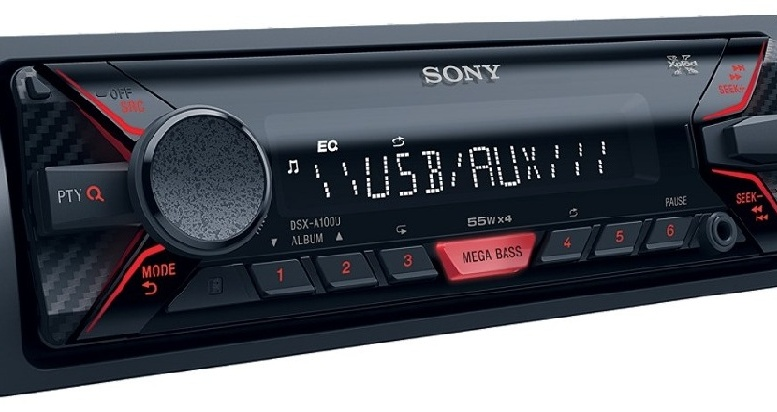 Car Audio System >> Music At Its Best With Sony Car Music System Industrial