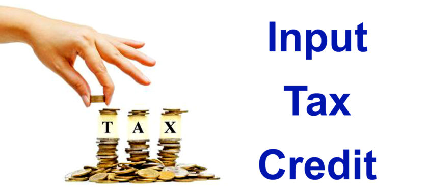 GST and How to Avail Input Tax Credit