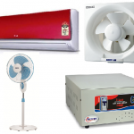 Top 4 Electrical appliances to beat the summer heat