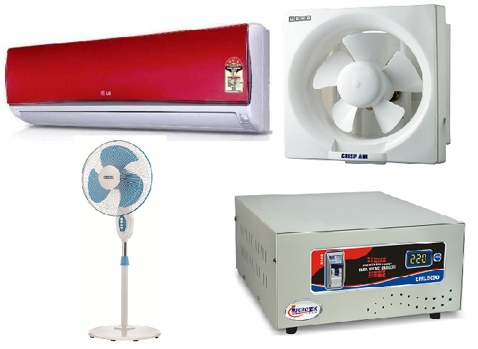 Top 4 Electrical Appliances to Beat This Summer Heat
