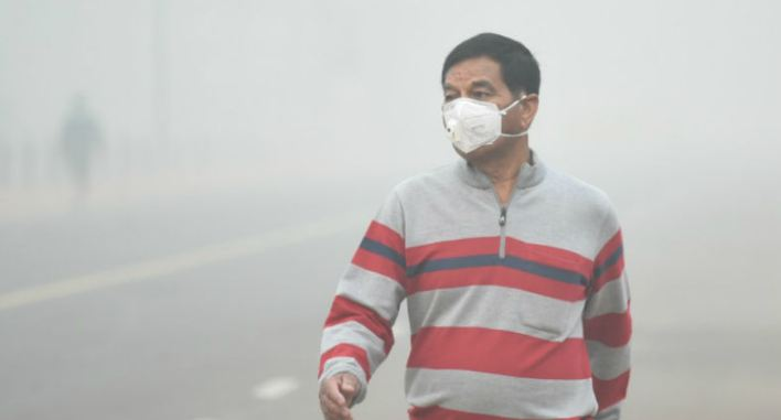 CAUTION: Keep safe from alarming pollution levels in the city