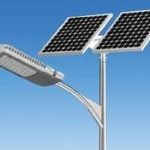 Opt for led street lights and go green!