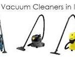 Vacuum Cleaners India