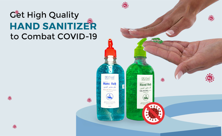 Buy Hand Sanitizer in India- Protect from COVID-19