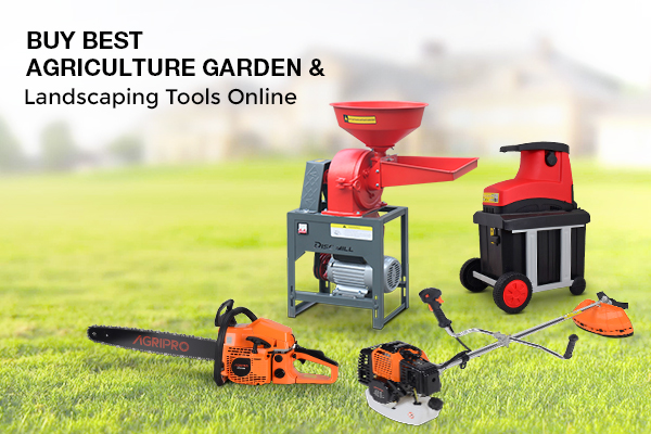 Buy Best Agriculture Garden and Landscaping Tools Online